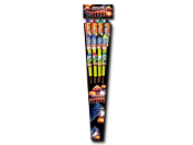 Stealth Strike Rockets (Pack of 12)