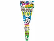 Silly Cow Rockets 1.3G (Pack Of 5)