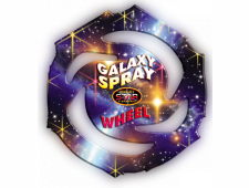 Galaxy Spray Wheel