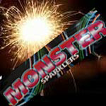Monster Sparklers Large
